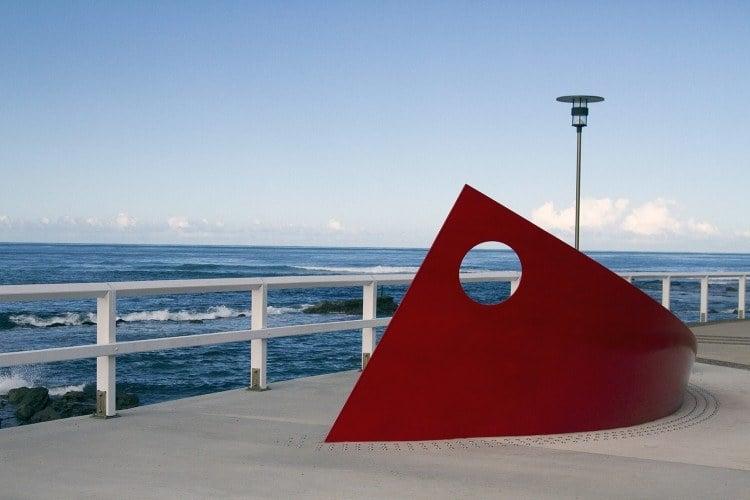 Pasha Bulker Sculpture