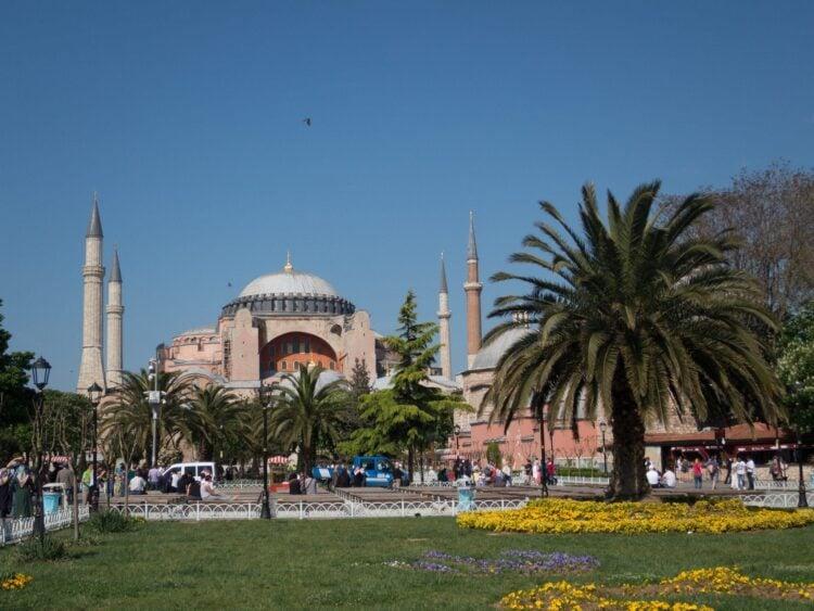 Haggia Sophia - Istanbul
