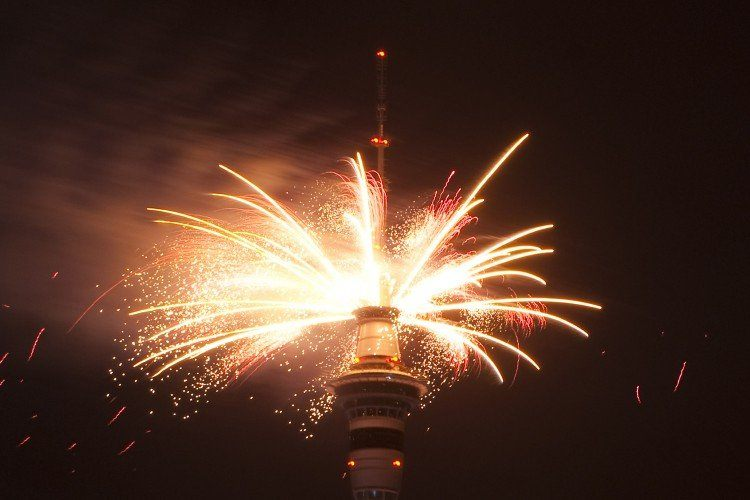 NYE Auckland
