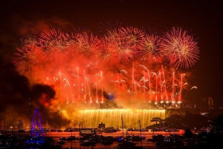 Celebrating New Years