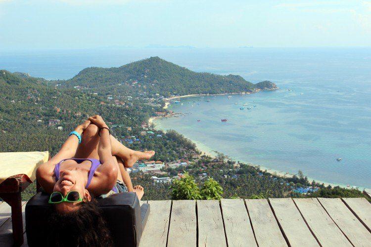 Koh Tao viewpoint