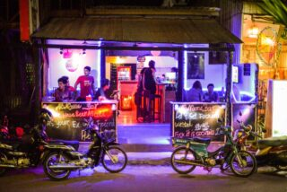 Top 5 Places to Party Before Sunrise at Angkor Wat