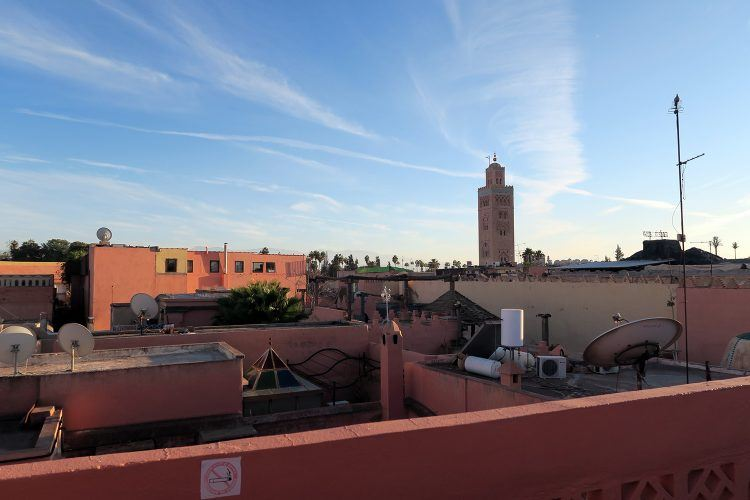 Here are five reasons why you should consider making a plan to visit Marrakech.