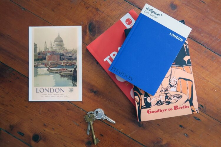 Here are three recommended books to read while preparing to move overseas.