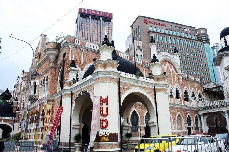 top things to see in Kuala Lumpur, MUD musical