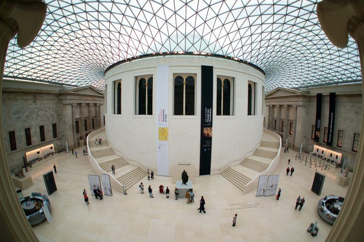 The British Museum (Credit: Paul Hudson)