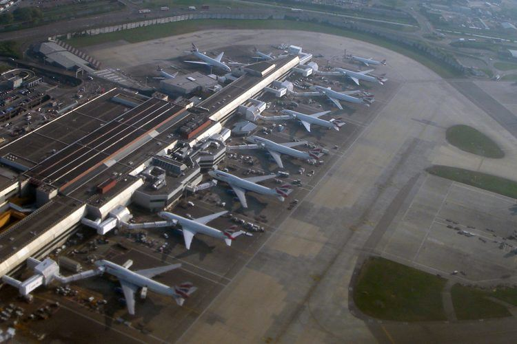 Heathrow Airport (Credit: Wikipedia)