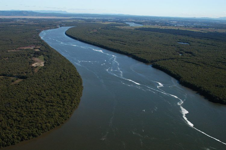The Hunter River (Credit: Doug Beckers)