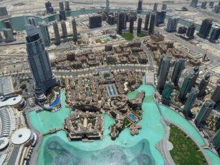 Burj Khalifa, one of many things to do in Dubai