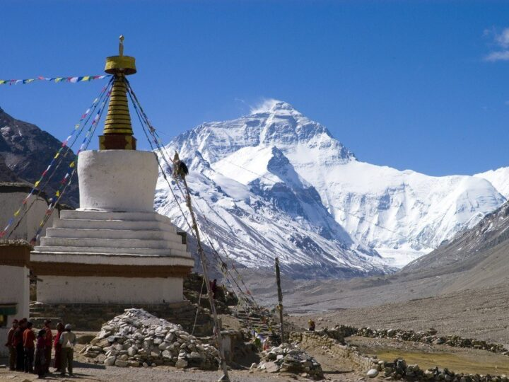 Lhasa to Mt Everest Base camp tour