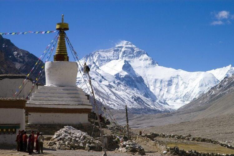 Lhasa to Everest Base Camp tour