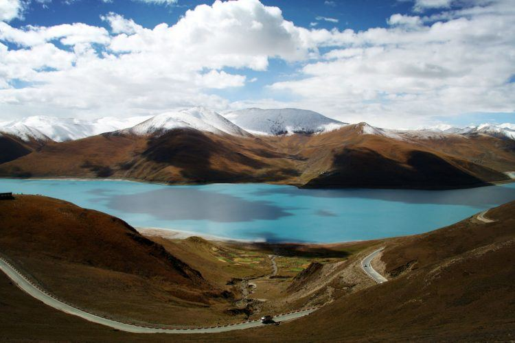 Lhasa to Everest Base Camp attractions