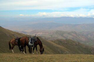 Song Kol Lake: Horse Trekking in Kyrgyzstan