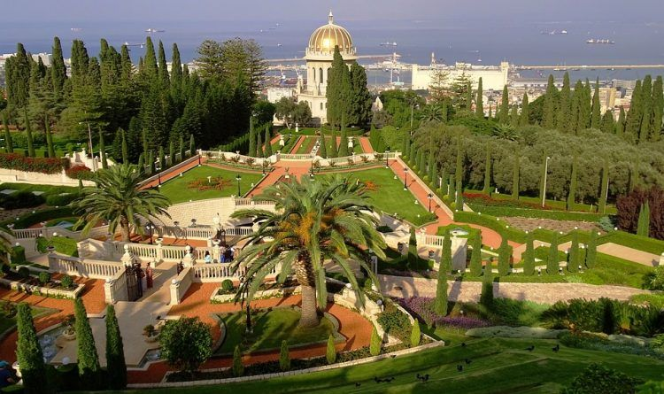 backpacking Israel, Haifa