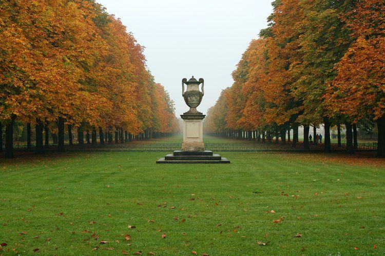 A park in Dresden (Credit: Bert Kaufmann)
