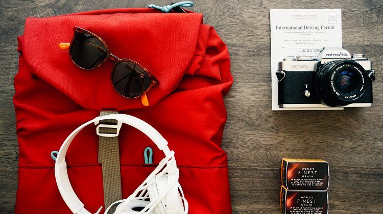 5 Items I Never Travel Without