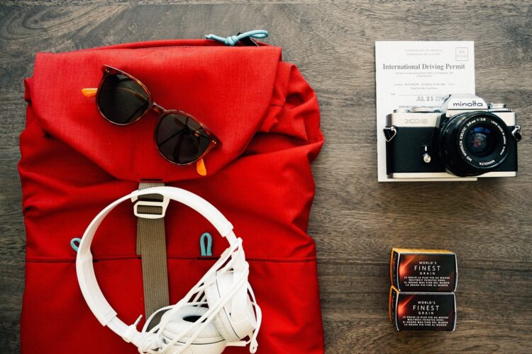What do you refuse to leave home without? (photo: Jaymantri, Pexels)