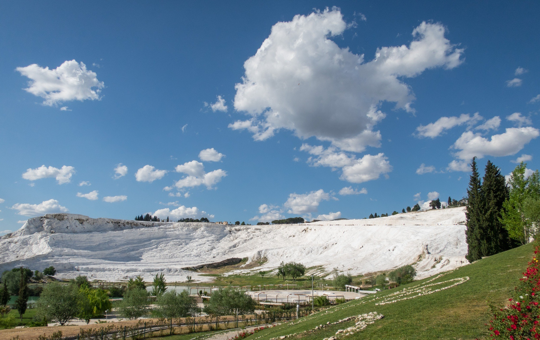 Pamukkale is one of Europe's most unique travel destinations.