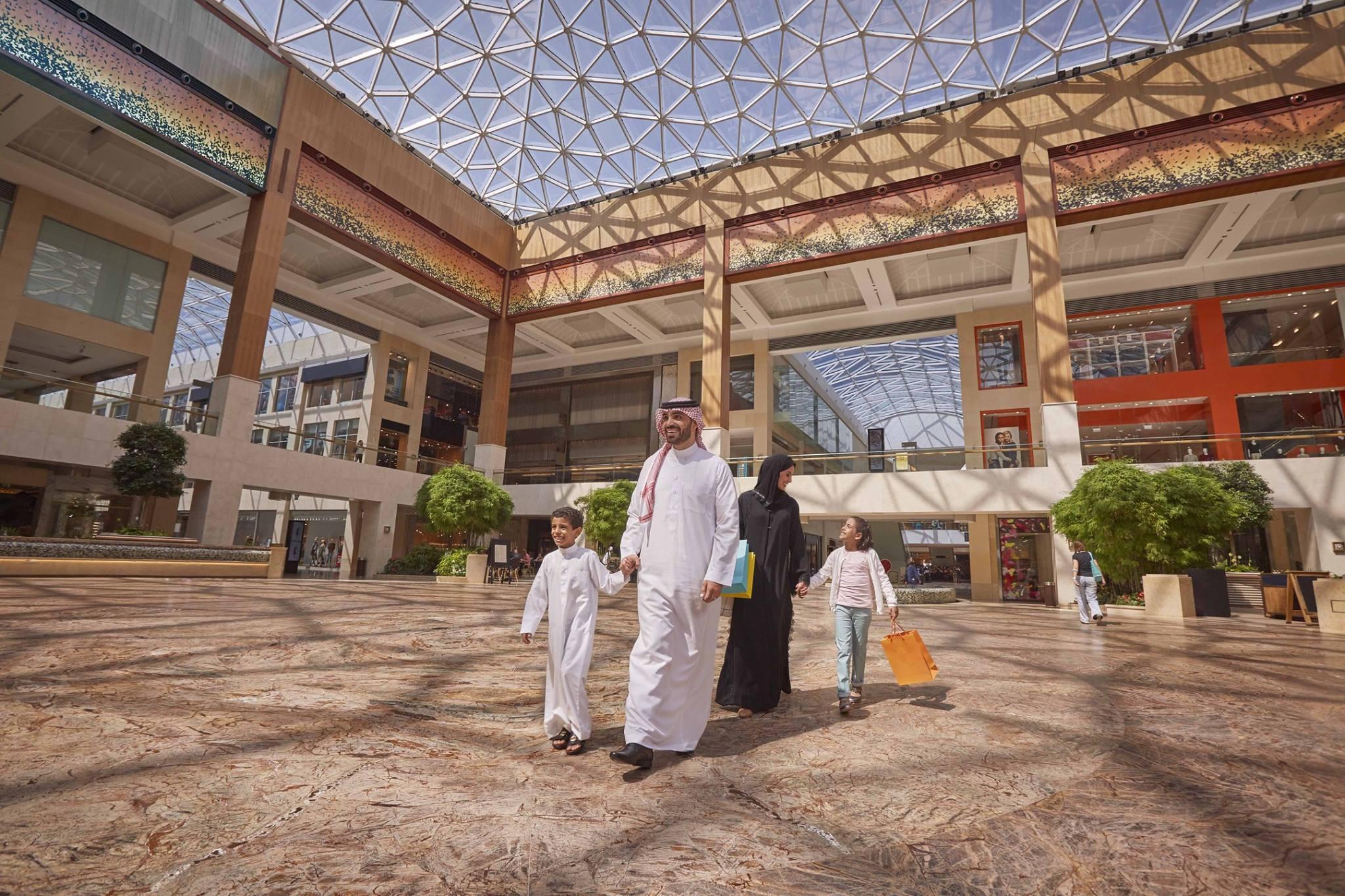 Abu Dhabi malls and shopping