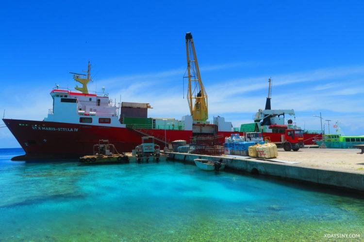 Cargo Ships South Pacific - XDAYSINY.COM