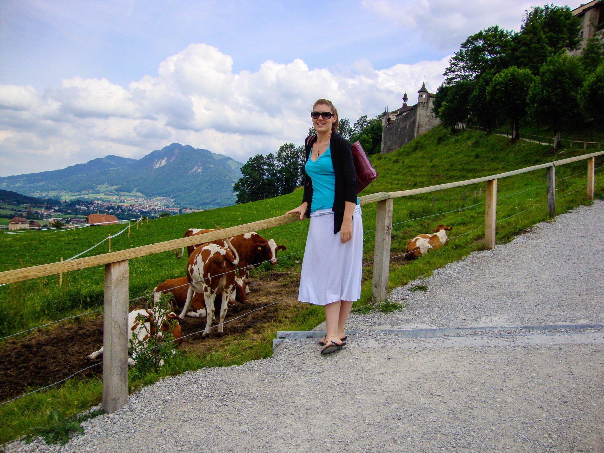 Switzerland Shoulder Season