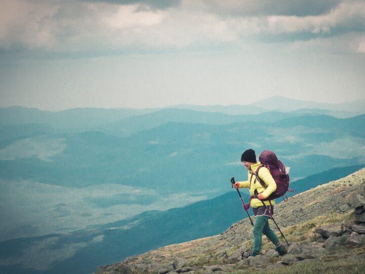 Hiker (Photo by Ji Soo Song)