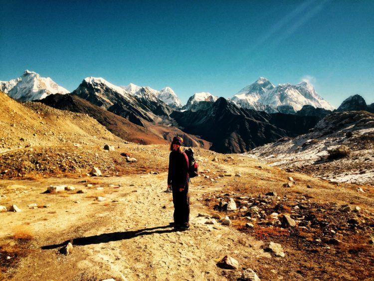 Everest's Three Pass Trek