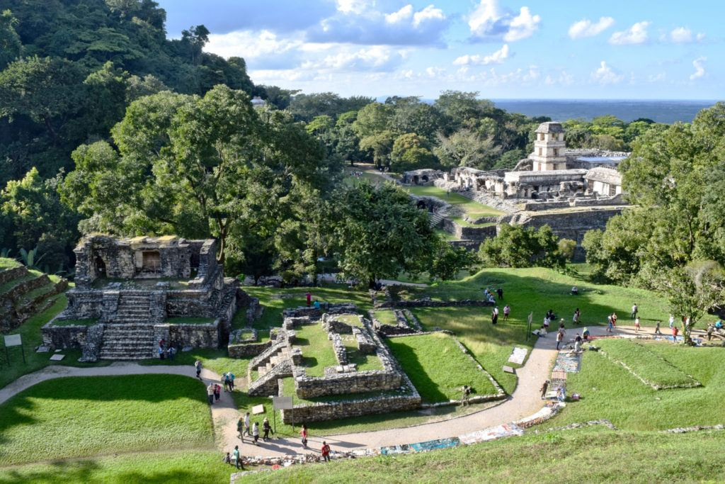 Budget Backpacking Mexico: Palenque Ruins