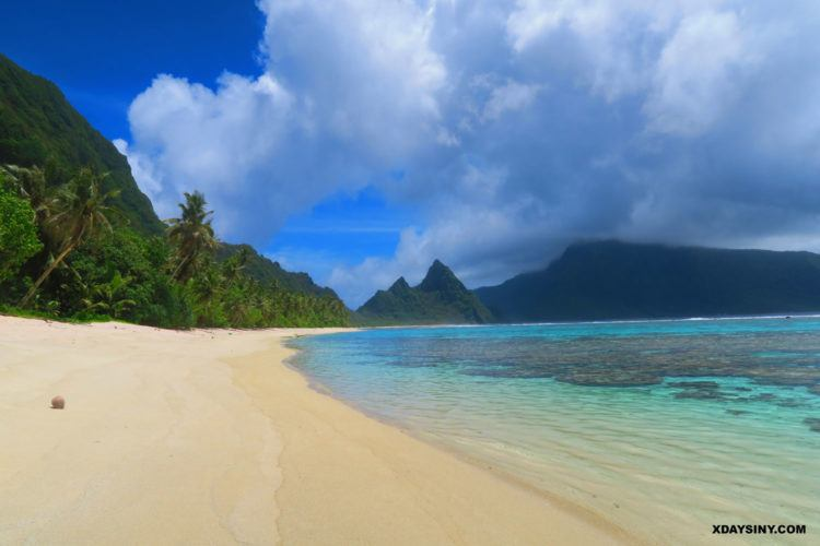 South Pacific on a budget - XDAYSINY.COM