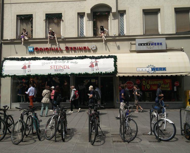 Bike rental in Munich