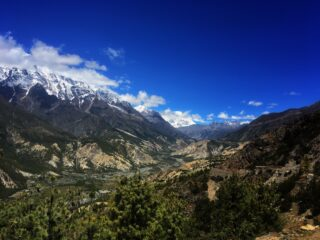 An 800 mile trek across Nepal's Great Himalaya Trail.