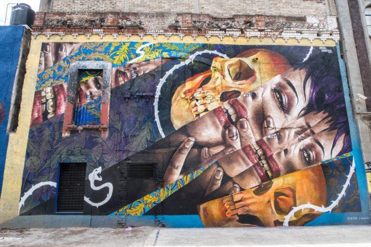 Mural - Mexico City