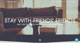Friendsitting
