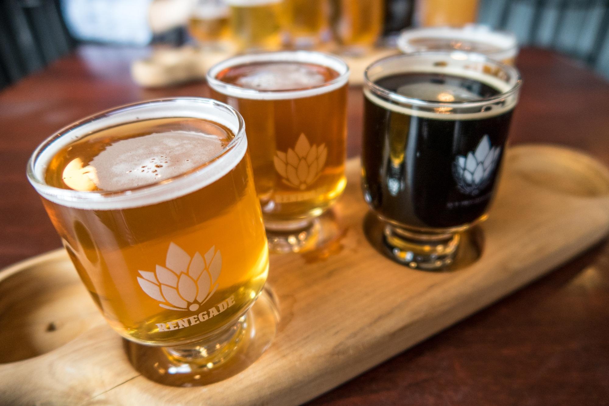 Renegade Brewery