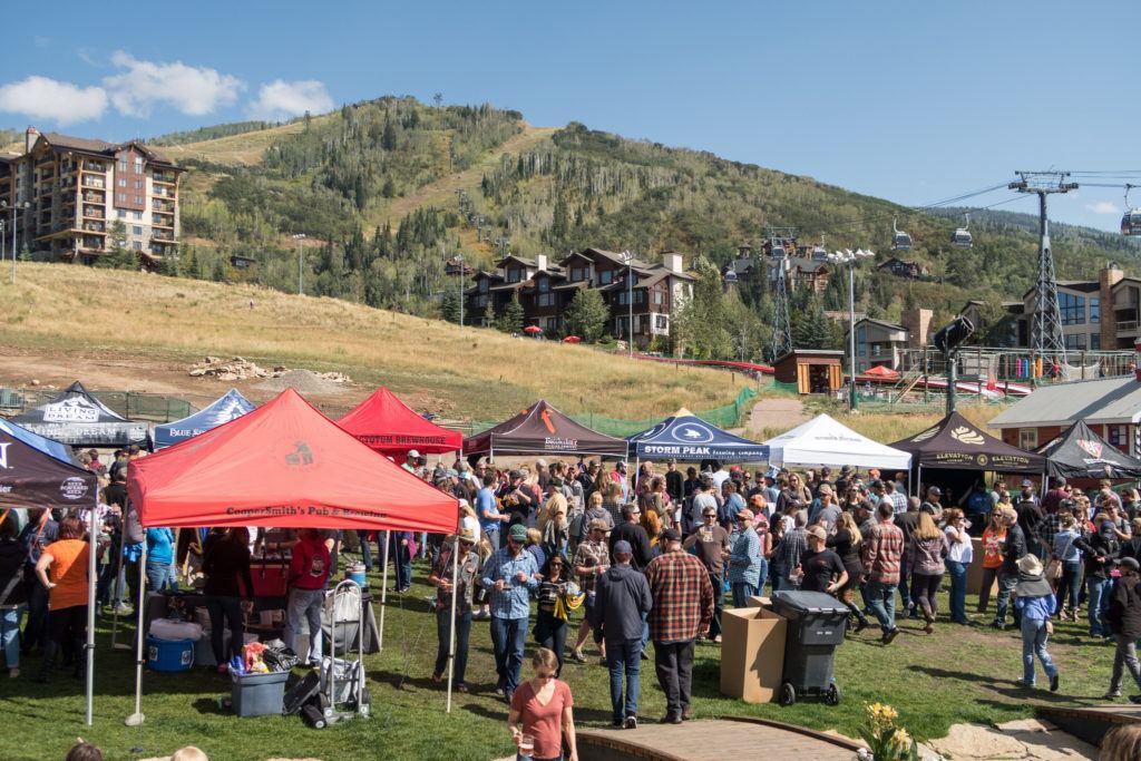 OktoberWest at Steamboat Springs, Colorado