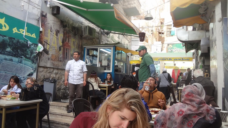 Hashems in Amman, Jordan