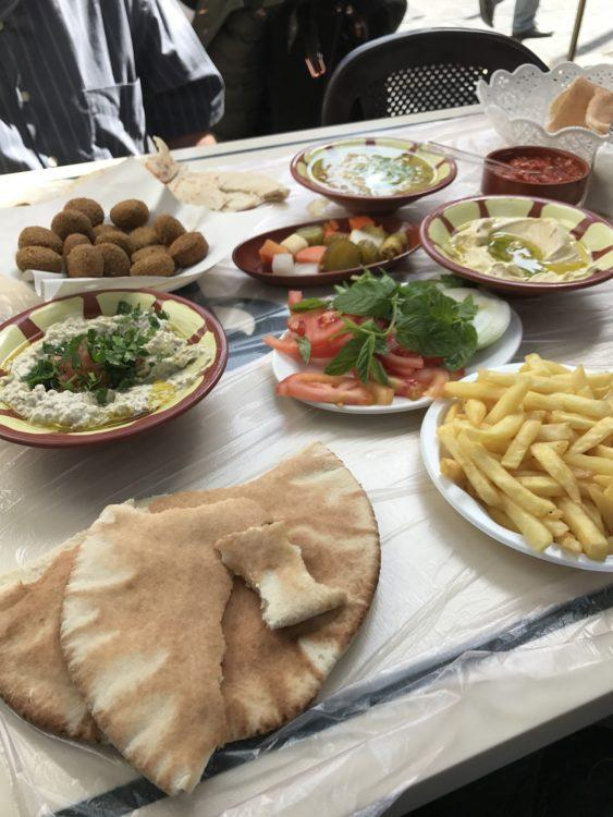 Where to eat with the locals in Jordan
