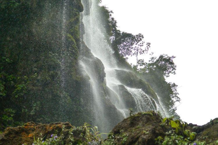 Aguacero Waterfall