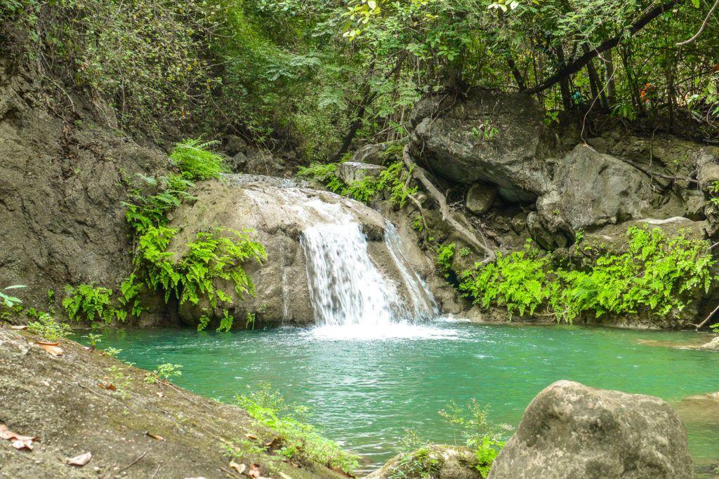 Waterfall in Tuxtla Gutierrez, Mexico