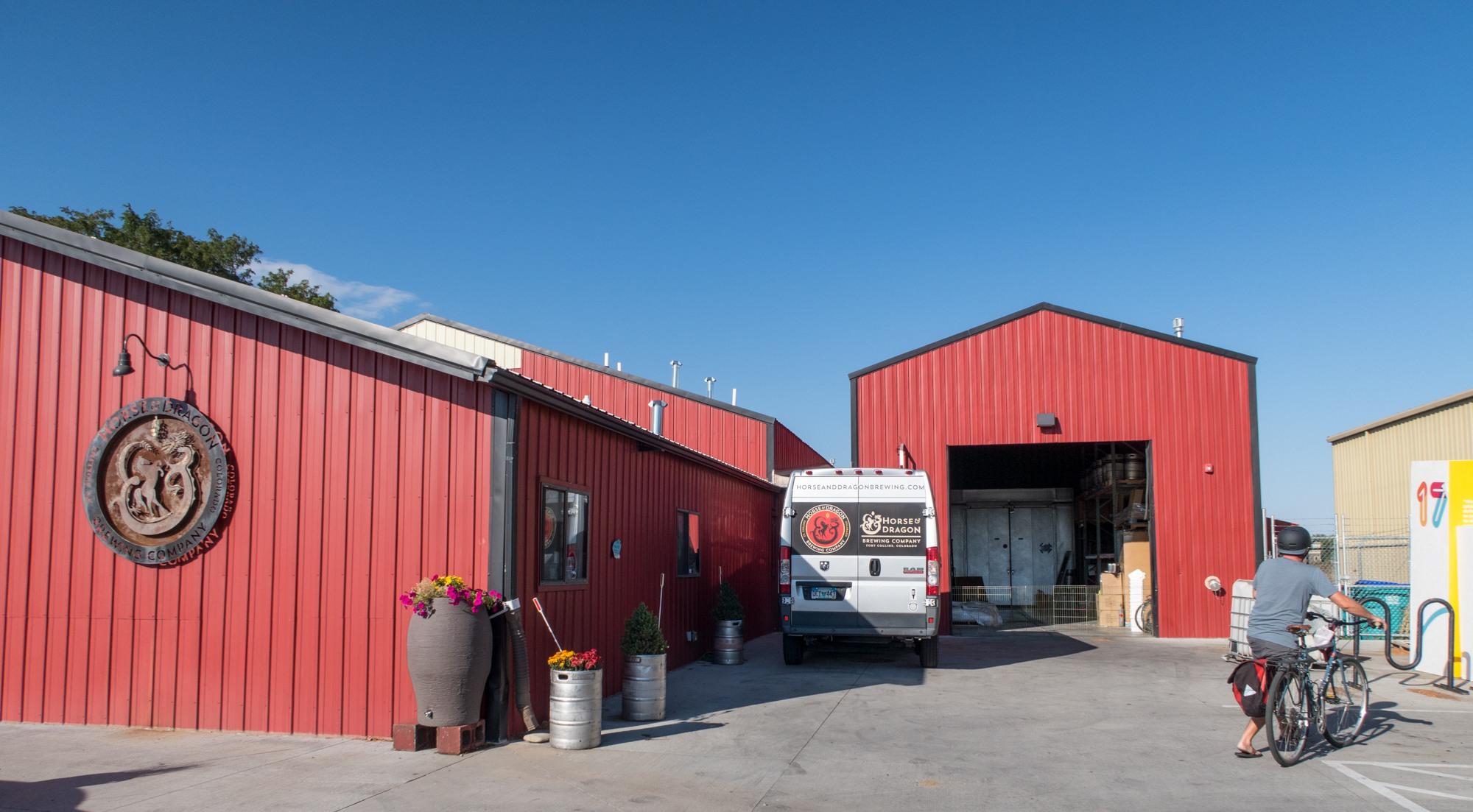 Horse & Dragon Brewing Company