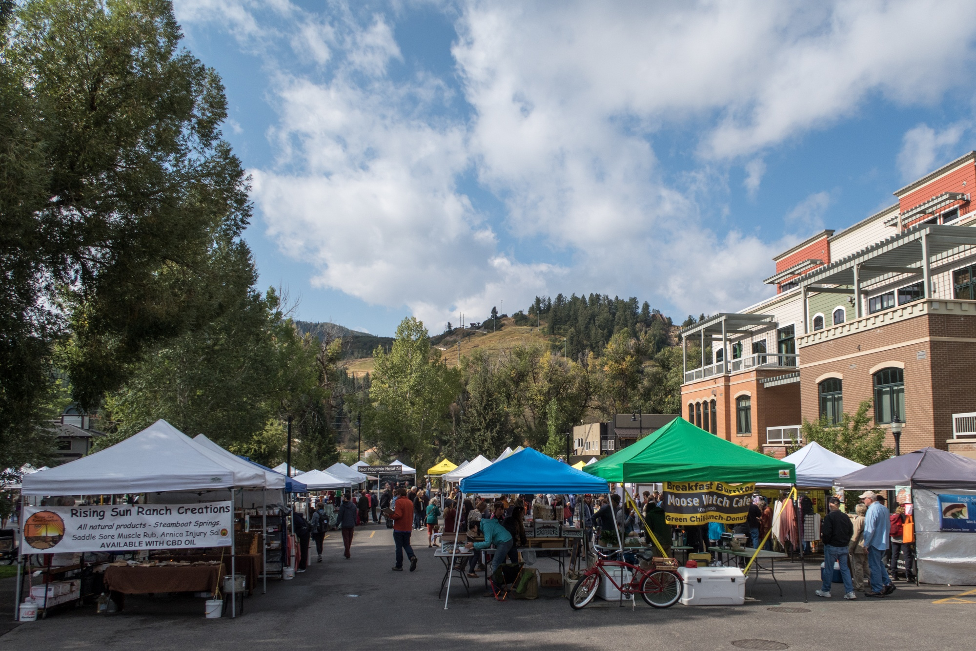 Steamboat Springs Farmer's Market