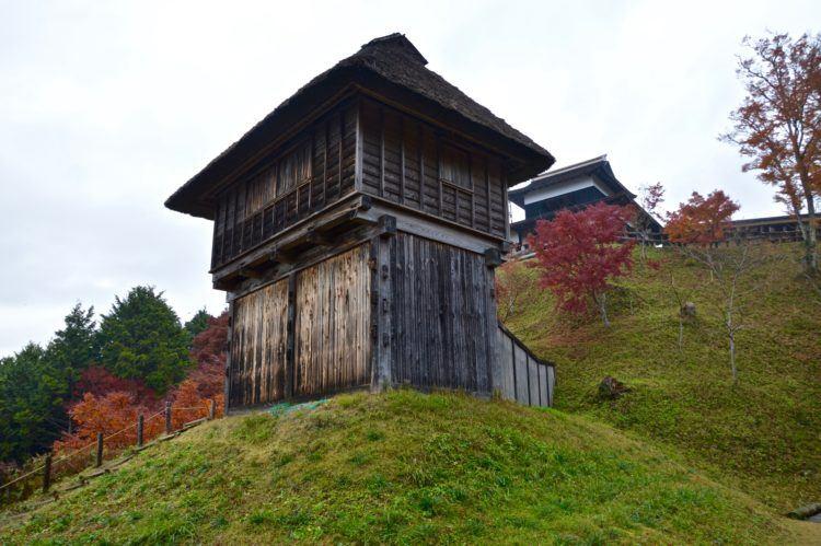 Asuke Castle, Japan