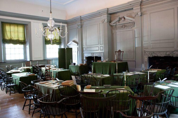 Independence Hall (photo: John Salvino)