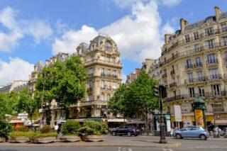 Avenue de Villiers - Paris