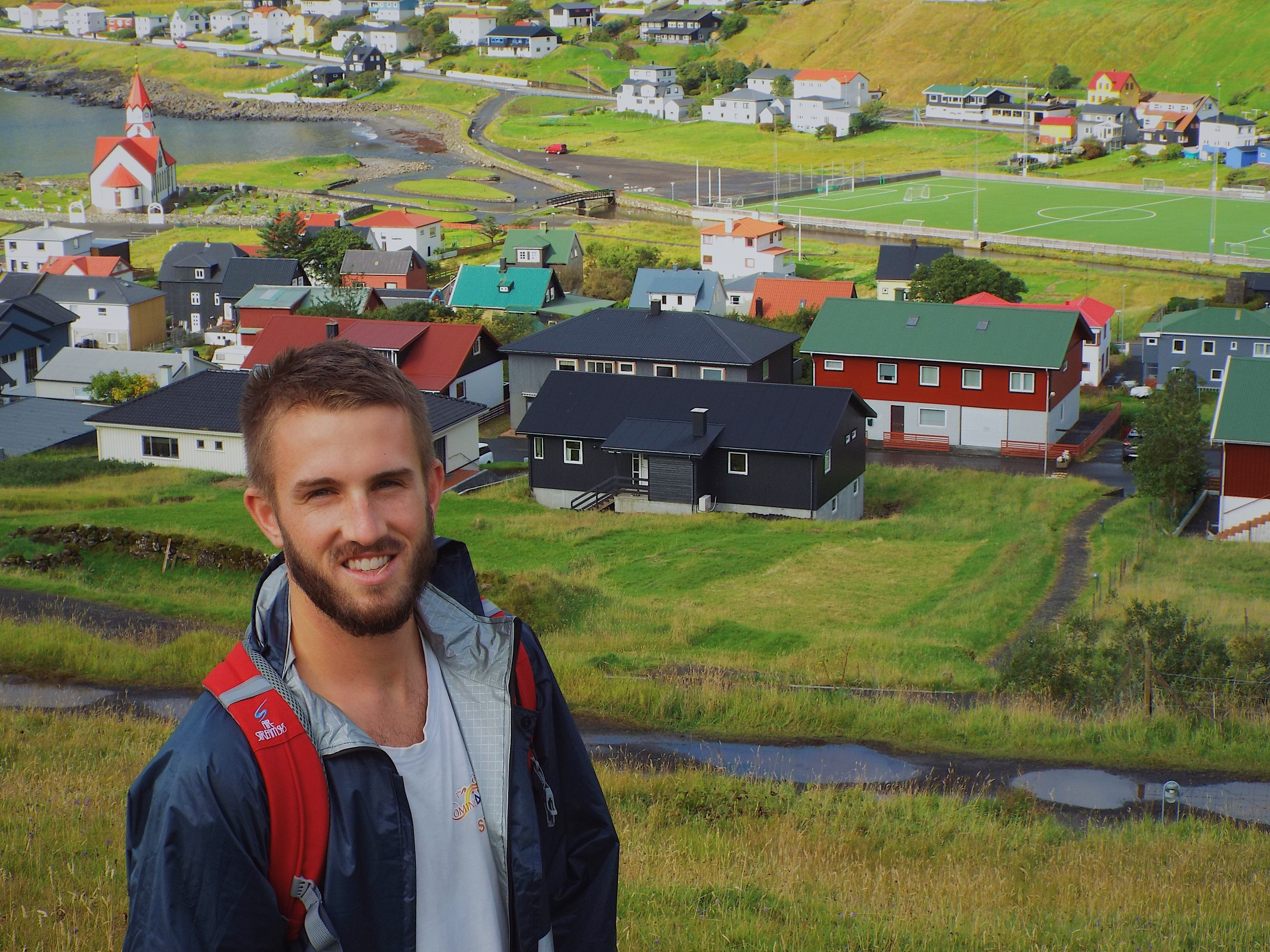 Adam Cheshier , Go Backpacking's Community Manager