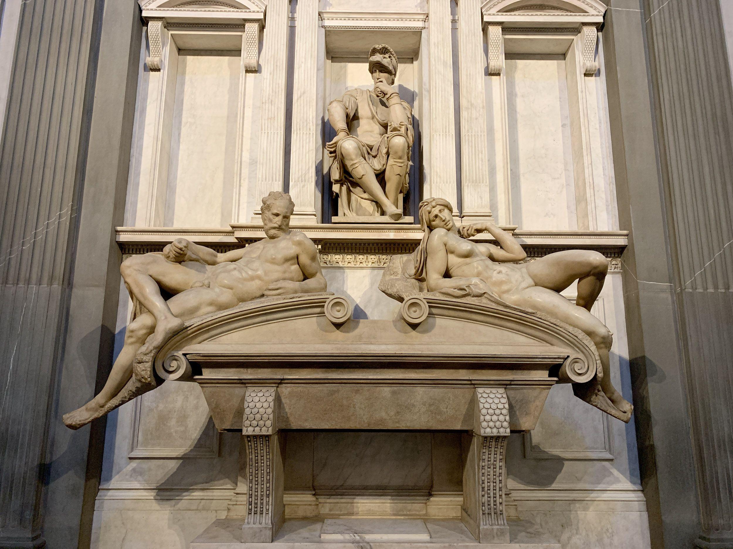 Tomb of Lorenzo di Piero de' Medici