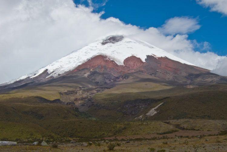 Cotopaxi Volcano summit