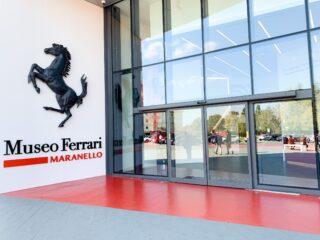 Museo Ferrari in Maranello