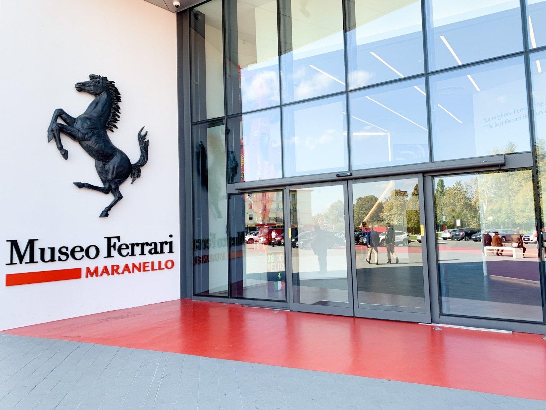 Ferrari Museum In Maranello Italy Go Backpacking