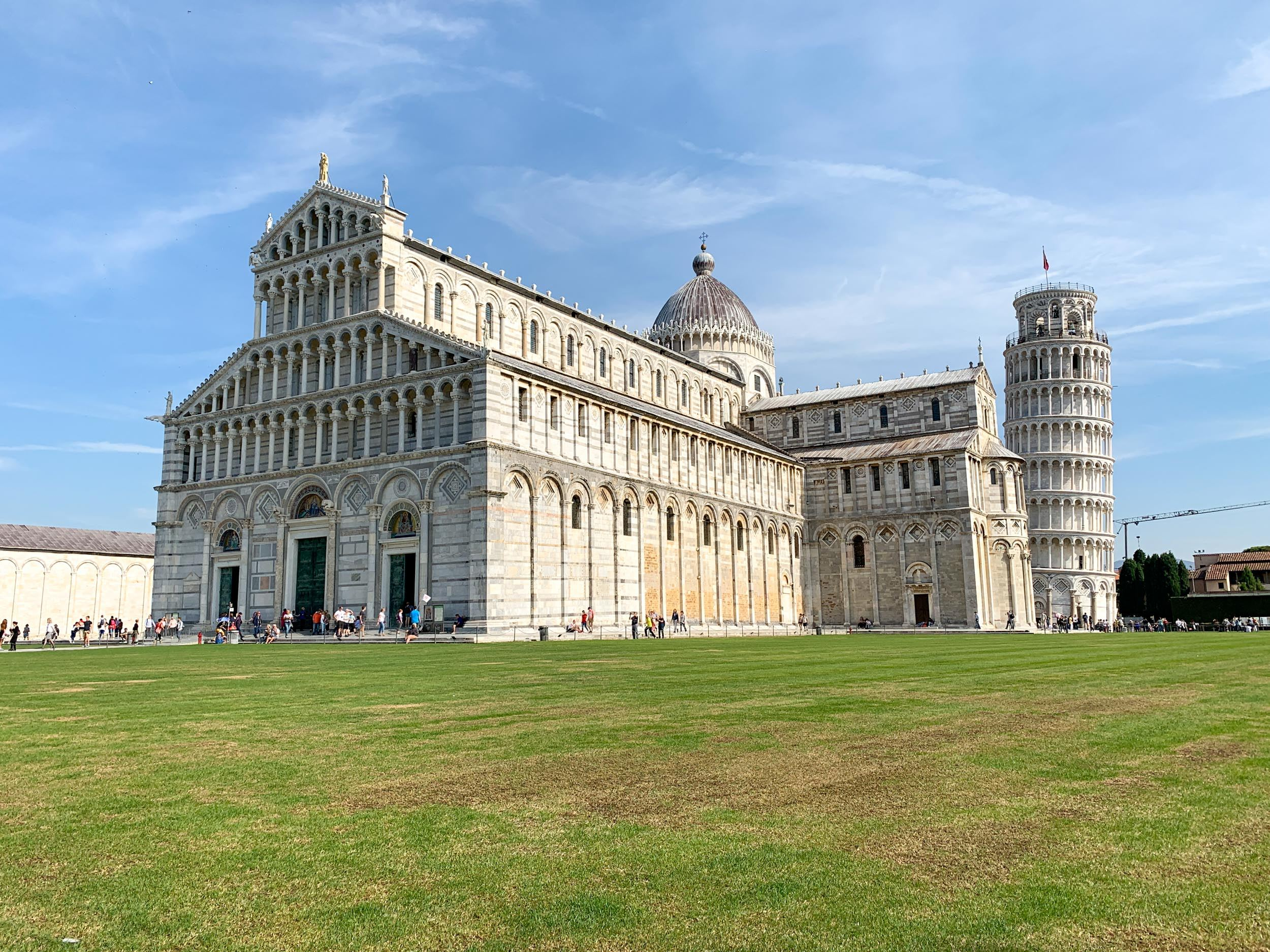 Cathedral of Santa Maria Assunta and Leaning Tower